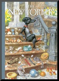 The New Yorker Cover - April 30  2012
