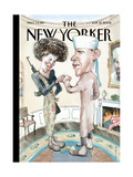 The New Yorker Cover - July 21  2008