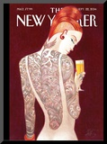 Back Story - The New Yorker Cover  September 22  2014