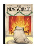 The New Yorker Cover - December 19  2016