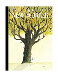 The New Yorker Cover - October 15  2007