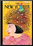 The New Yorker Cover - March 26  2012