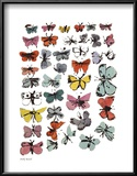 Butterflies  1955 (Many/Varied Colors)