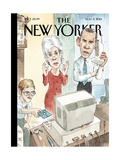 Reboot - The New Yorker Cover  November 11  2013