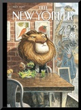 A New Leaf - The New Yorker Cover  April 7  2014