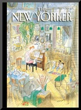 The New Yorker Cover - December 4  2006