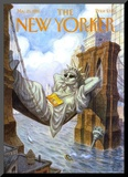 The New Yorker Cover - May 25  1998
