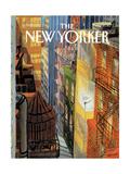 The New Yorker Cover - September 20  1993