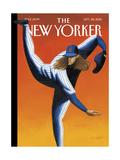 The New Yorker Cover - September 26  2016
