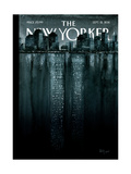 Reflections - The New Yorker Cover  September 12  2011