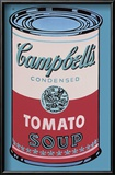 Campbell's Soup Can  1965 (Pink and Red)