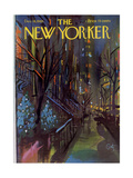 The New Yorker Cover - December 18  1965