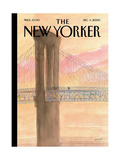 The New Yorker Cover - December 4  2000