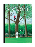 My Best Shot - The New Yorker Cover  April 11  2011