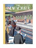 The New Yorker Cover - September 12  1942
