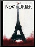 The New Yorker Cover - January 19  2015