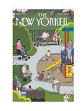 The New Yorker Cover - May 7  2012