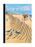 Birds of a Feather - The New Yorker Cover  July 11  2011