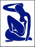 Blue Nude I  c 1952