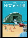 Operation Neptune - The New Yorker Cover  July 22  2013