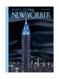 The New Yorker Cover - November 19  2012