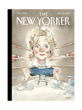The New Yorker Cover - June 20  2016