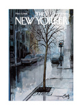 The New Yorker Cover - March 12  1966