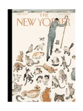 The New Yorker Cover - January 21  2013