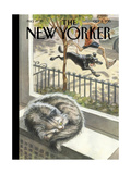 The New Yorker Cover - October 5  2015