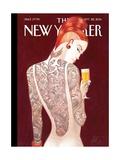Back Story - The New Yorker Cover  September 22  2014