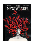 Homage - The New Yorker Cover  March 29  2010