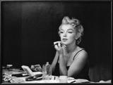 Marilyn Monroe  Back Stage