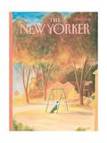 The New Yorker Cover - September 9  1985