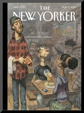 The New Yorker Cover - November 3  2014