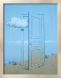La Victoire, 1938 Reproduction encadrée par Rene Magritte