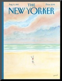 The New Yorker Cover - August 11  1997