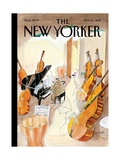 Different Scales - The New Yorker Cover  November 14  2011