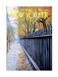 The New Yorker Cover - October 19  1968