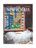 The New Yorker Cover - November 24  1997
