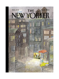 The New Yorker Cover - January 10  2005