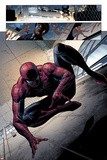 The Clone Conspiracy 1 Panel Featuring Spider-Man