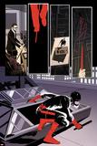 Daredevil 10 Panel Featuring Matt Murdock  Daredevil