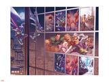 Prowler 1 Panel Featuring Hobie Brown  Spider-Man  Sandman  Silver Sable  Puma  Rocket Racer  etc