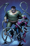 The Clone Conspiracy 1 Panel Featuring Doctor Octopus  Spider-Man