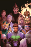 Prowler 1 Variant Cover Art Featuring Rhino  Jack o Lantern  Captain Stacy  Massacre & More