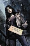Jessica Jones 1 Variant Cover Art Featuring Jessica Jones