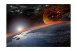 Doom Morning on Earth