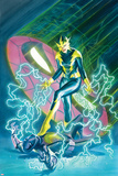 The Amazing Spider-Man 17 Cover Art Featuring Electro  Prowler  Spider-Man