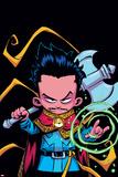 Doctor Strange Annual 1 Panel Featuring Dr Strange