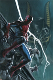 The Clone Conspiracy 1 Cover Art Featuring Spider-Man  Jackal